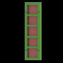 Щит линейный 04×15