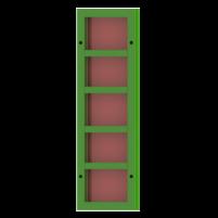 Щит линейный 045×15