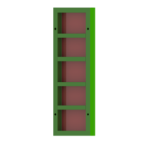 Щит линейный 05×15