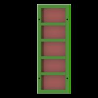 щит металлический для опалубки 0,55x1,5
