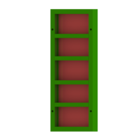 Щит линейный 0,6×1,5
