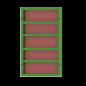 Щит линейный 09×15