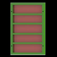 Щит линейный 10×15