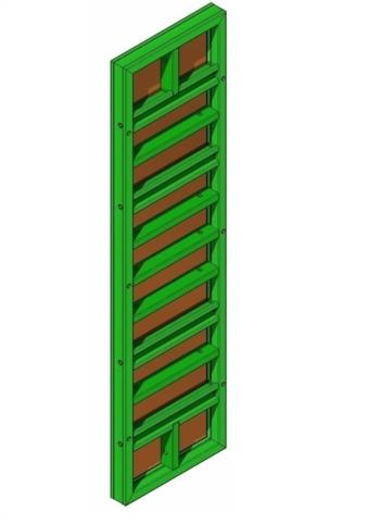 опалубка стен